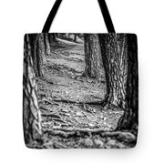 Rootway 2012 - Black Edition Tote Bag