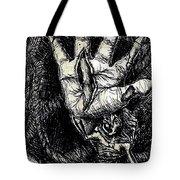 Roped In Tote Bag