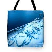 Ropedrift Tote Bag