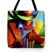 Roper Tote Bag by Lance Headlee