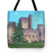 Roquetaillade Tote Bag