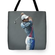 Rory Mcilroy Ddc 2015 Tote Bag