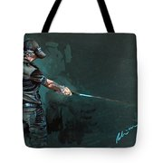 Rory Mcilroy Trick Shot 2010 Tote Bag