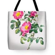 Rosa Lumila Tote Bag