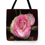 Rosa Rose Portrait Tote Bag