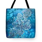 Rosa Stellarum Tote Bag