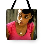 Rosario Dawson @ Death Proof Tote Bag