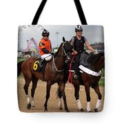 Rosario Montanez - Ticker Tape Parade - Timonium Tote Bag