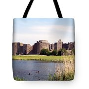 Roscommon Castle Ireland Tote Bag