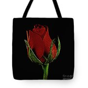 Rose 123 Tote Bag