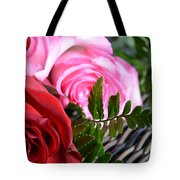 Rose Boquet Tote Bag