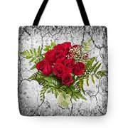 Rose Bouquet Tote Bag by Elena Elisseeva