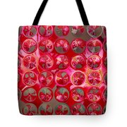Rose Bubbles Tote Bag