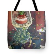 Rose Buds Tote Bag