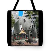 Rose City Tote Bag