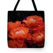Rose Cluster Tote Bag