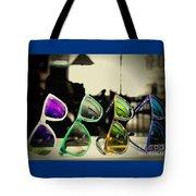 Rose Colored Glasses Tote Bag