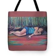 Rose Dreaming Tote Bag