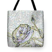 Rose For U Tote Bag