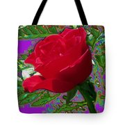 Rose For You Tote Bag