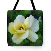 Rose From Home Tote Bag