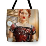 Rose From Titanic Tote Bag