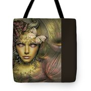 The Rose #2 Tote Bag