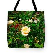 Rose Gardens Tote Bag