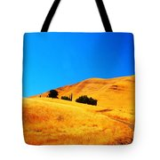 Rose Hill Cemetery Hills  Tote Bag