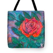 Rose Hope Tote Bag