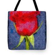 Rose - Id 16236-104956-0793 Tote Bag
