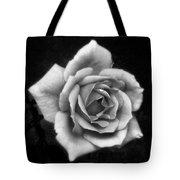 Rose In Mono. #flower #flowers Tote Bag