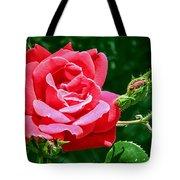 Rose Is Its Name Tote Bag