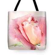 Rose Kiss Tote Bag