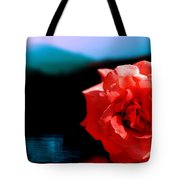 Rose Lake Tote Bag
