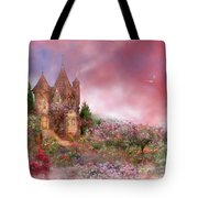 Rose Manor Tote Bag