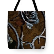 Rose Of Iron Tote Bag