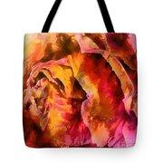 Rose Of Passion Tote Bag