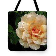 Rose Rain Tote Bag