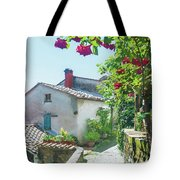 Rose Scented Pathway Tote Bag