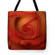 Rose Softness Tote Bag