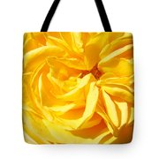 Rose Spiral Flower Garden Baslee Troutman Tote Bag