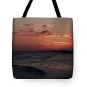 Rose Sunset Tote Bag