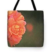 Rose Symphony Tote Bag