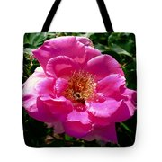 Rose To Bee Tote Bag