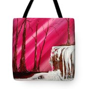 Rose Treasure Tote Bag by Ginny Youngblood