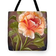 Rose Tropicana Tote Bag