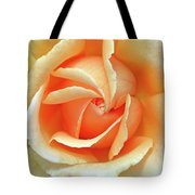 Rose Unfolding Tote Bag