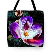 Rose With No Boundaries Tote Bag