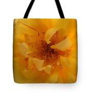 Rose Yellow Tote Bag